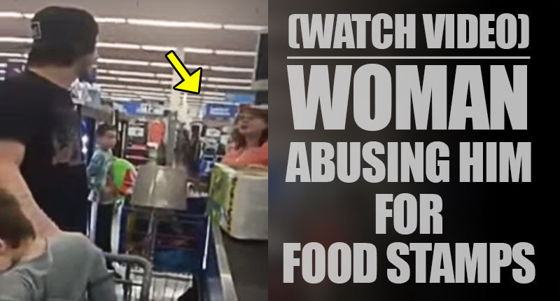 Woman-Abusing-Man-For-Using-Food-Stamps-at-Walmart-Thumbnail