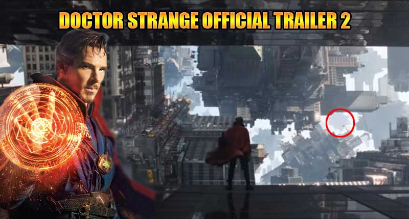 Can You Spot Avengers Tower In Doctor Strange Trailer 2