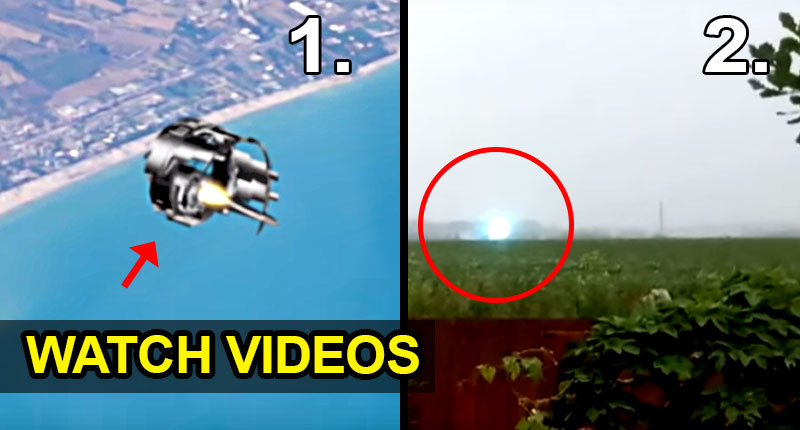 2 UFO Videos From Europe Are The Craziest Things Of The Day - Page 2 of 2