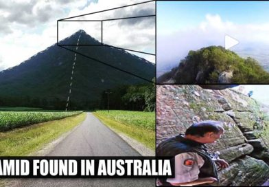 Meet The Egyptian Pyramid in Australia Turned Into A Mountain Over Time